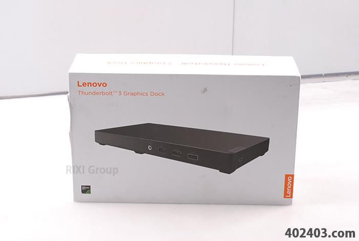 PN:G0A10170UL - Lenovo Thunderblit 3 Graphic Dock for